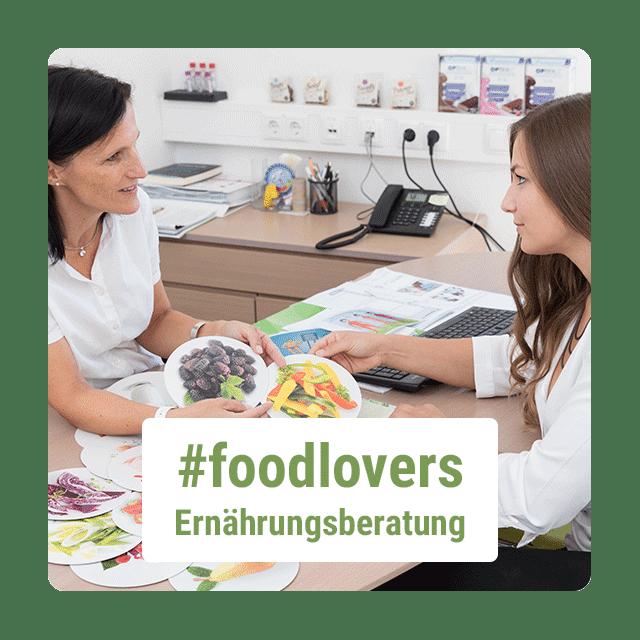 #foodlovers Ernährungsberatung